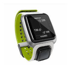 The perfect gift for a golfer! Pre-order the TomTom Golfer GPS Watch at PreLaunch.com!