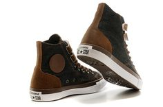 Converse Black High Tops Chuck Taylor All Star Mens Shoes