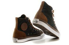 Converse Black High Tops Chuck Taylor All Star Mens Shoes
