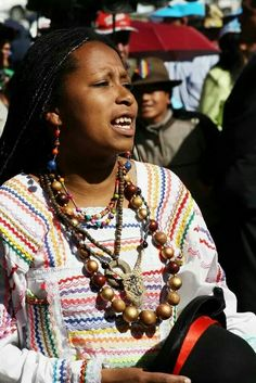Women Of Bolivia