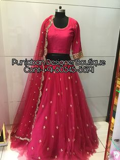 Shop for latest Indian bridal lehenga cholis and designer bridal lehengas at most affordable prices. 👉 CALL US : + 91 - or Whatsapp Designer Lehenga Work : Handwork COLOURS Available In All Colours Fine quality fabric Bridal Outfits, Bridal Wedding Dresses, Bridal Style, Lehenga Wedding, Party Wear Lehenga, Choli Designs, Lehenga Designs, Chandigarh, Indian Lehenga