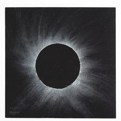 This solar eclipse craft for kids is simple and fun. Add this to your solar eclipse activity list!