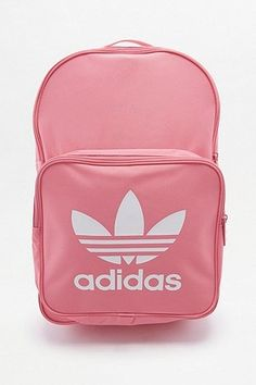 adidas Classic Trefoil Pink Backpack