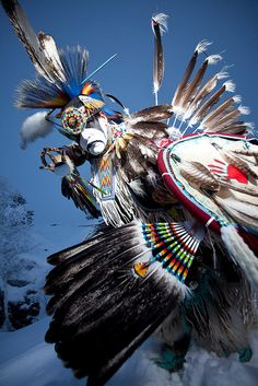 Northern Traditional Dancer