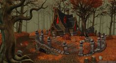 Witch House - Environment - Polycount Forum