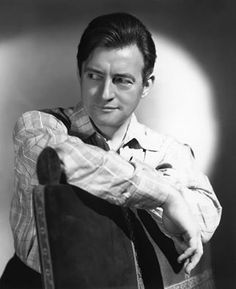 Don't think I'd ever seen Claude Rains that young.