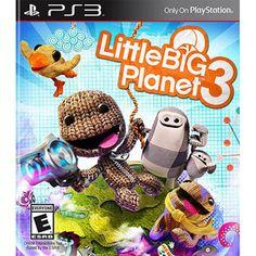 Little Big Planet 3 is een spel waar je alles doen wat je maar kan bedenken costumes maken tot muziek tot machines zoals ik al zij alles