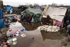 la Giungla di Calais | Polizzi Editore