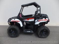 Polaris RZR 570 and ACE Rear Receiver Hitches