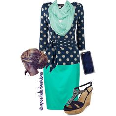 Apostolic Fashions #79 by apostolicfashions on Polyvore featuring Phase Eight and Daniel Hechter
