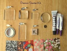 A fun way to spend an afternoon and end up with six or seven handmade and custom gifts for friends!