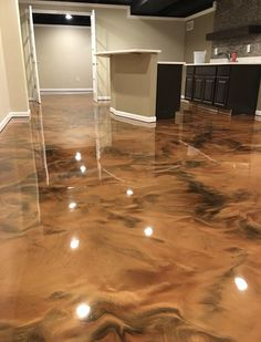 Nice epoxy flooring 92 with additional small home decoration ideas with epoxy . - pecook - Nice epoxy flooring 92 with additional small home decoration ideas with epoxy … - Home Design, Floor Design, Basement Flooring, Living Room Flooring, Bathroom Flooring, Stained Concrete, Concrete Floors, Epoxy Concrete, Concrete Patios