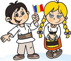 Coloring Pages For Kids, Coloring Books, 1 Decembrie, Moldova, Early Education, Mobiles, Kindergarten, Arts And Crafts, Traditional