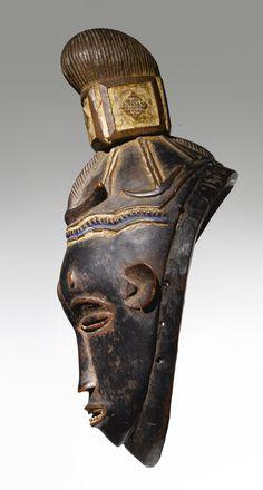 Guro Female Mask, Gu, Ivory Coast   lot   Sotheby's