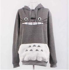 Buzo de Totoro