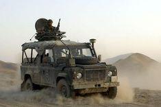 Land Rover Defender 110XD WW