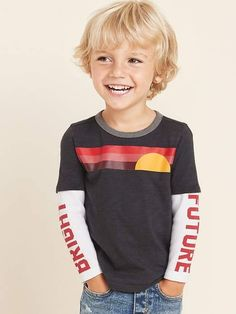 Old Navy Graphic Thermal-Sleeve Tee for Toddler Boys Boy Haircuts Long, Baby Boy Hairstyles, Toddler Boy Haircuts, Little Boy Haircuts, Boys Long Hairstyles, Office Hairstyles, Easy Hairstyles, Anime Hairstyles, Stylish Hairstyles
