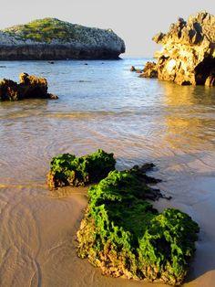 Playa de Cué Asturias  Spain