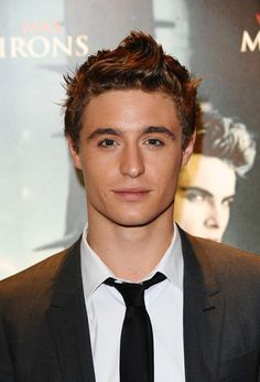 Max Irons at the red riding hood premire