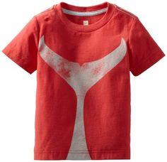 Amazon.com: Tea Collection Boys 2-7 Whale Tee: Clothing