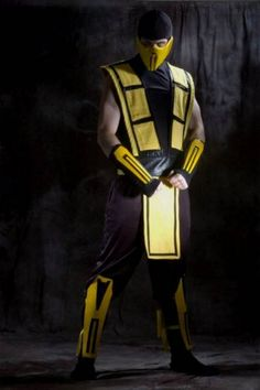 view the gamefront mortal kombat - Mortal Kombat Smoke Halloween Costume