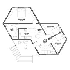 Bunkhouse Plans 491455378090149458 - Source by roxaneyume Sims 4 House Plans, House Layout Plans, Dream House Plans, House Layouts, House Floor Plans, Round House Plans, Unique House Plans, Modern House Plans, Unique Floor Plans