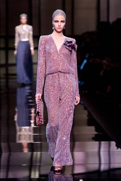 Armani Privé Couture Spring 2014. Click through to see all of our favorite runway looks from Couture Week!