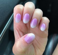 Nugenesis, #144 with ombré. Very classy!!