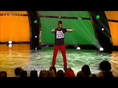 Cyrus - Solo - SYTYCD 9 (Top 8). Absolutely brilliant.