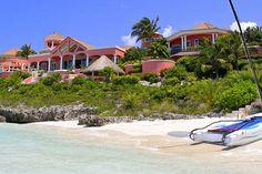 Villa Mani : Turtle Tail : Turks and Caicos Villas - Caribbean Villas