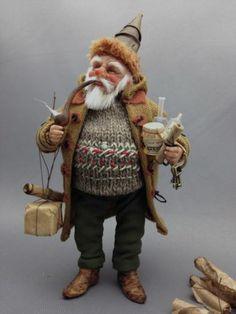 Thicket People 1 12 Doll OOAK Professor Aribert Witch Wizard M CH | eBay