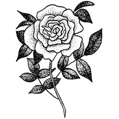Forever 21 Tattly Rose Temporary Tattoos (6.47 AUD) ❤ liked on Polyvore featuring accessories, body art, fillers, tattoos, backgrounds, art and decor