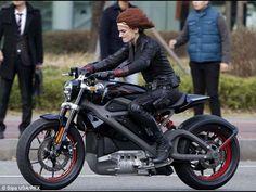 Harley-Davidson : une moto électrique en approche