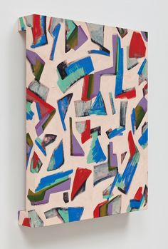 Dianna Molzan, Untitled, 2012, oil on canvas in Il Regalo at Overduin and Kite.
