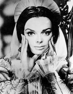 "Barbara Steele, ""The Pit and the Pendulum"", 1961."