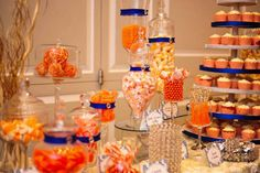 Candy table Candy Table, Candy Buffet, Dessert Buffet, Dessert Bars, Candy Display, Little Pony Party, Candy Shop, Halloween Candy, Candy Stations