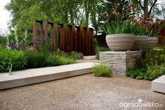 Galeria zdjęć - Ogrody żwirowe - krajobraz z kamyczkami w tle - Ogrodowisko