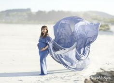 Plain blue gown with a long train Maternity Gowns, Maternity Session, Blue Gown, Bright Eyes, Maternity Photographer, Photoshop, Train, Sparkling Eyes, Maternity Dresses