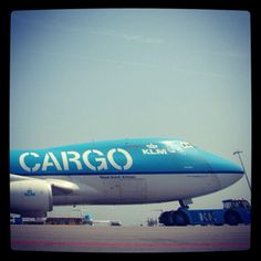 KLM Cargo B747 freighter