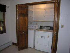 Laundry located on the main floor which makes it more convenient! No more going up and down the stairs!
