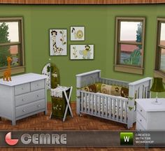 cemre's Lindsey Nursery Collection