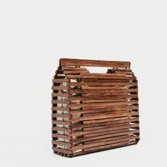 Tendencia para otoño también: el bolso cesta - basket bag