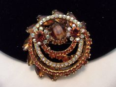 A personal favorite from my Etsy shop https://www.etsy.com/listing/221783618/juliana-jewelry-brooch-pin-delizza-and