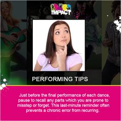 #impact #dance #performance #tip #recollection