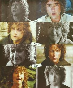 Day 9 Favorite hobbit. Well, my favorite character is a hobbit, and I mentioned him at the day 3. So, today I choose my other favourite hobbit: Pippin Took