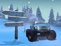 Extreme Winter 4x4 Rally - foxyspiele.com