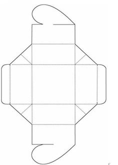 Como hacer una caja de papel con forma de corazon | Todo Manualidades