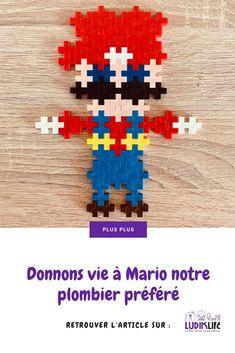 Donnons vie à Mario notre plombier préféré