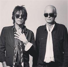Jeff Beck Jimmy Page November 2016 Japan