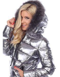 Down Puffer Coat, Anorak Jacket, Puffer Jackets, Winter Jackets, Moncler Jacket Women, Coats For Women, Jackets For Women, Packable Jacket